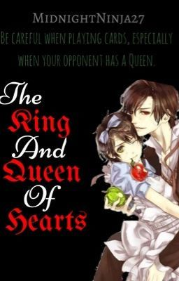 The King And Queen Of Hearts A Harry X Voldemort Tom Prologue Queen Queen Of Hearts King Of Hearts
