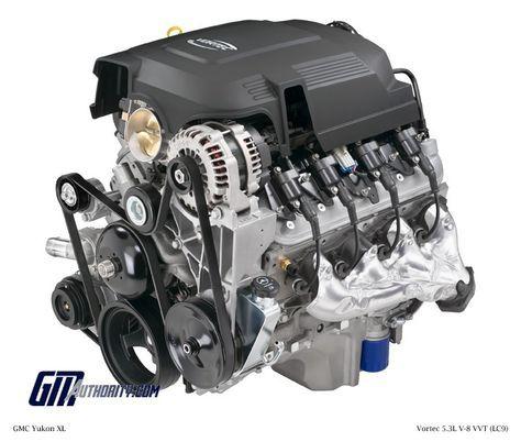 Gm 5 3 Liter V8 Vortec Lc9 Engine Info Power Specs Wiki Gm