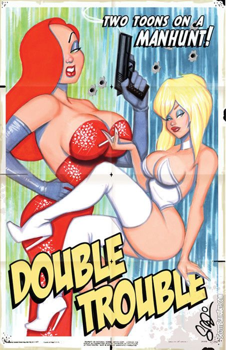 Jessica rabbit and holli would naked — img 9