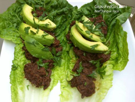 Easy Beef Tongue Barbacoa Tacos