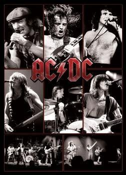 #acdc #official #poster #merch #grindstore
