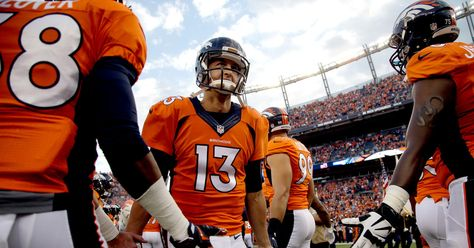 Broncos Go From Peyton Manning to Trevor Siemian, a 7th-Round Pick Loaded With Poise