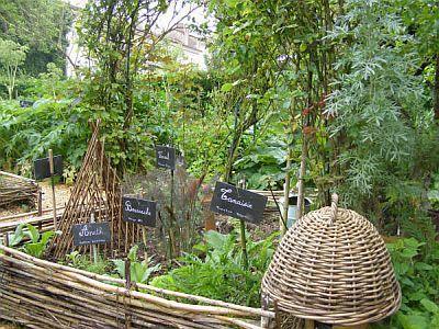 Le jardin de curé. | Jardin 2 OK | Pinterest | Gardens