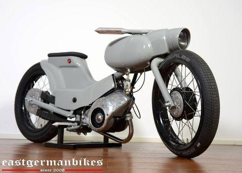 """""""Graumeise""""    /  Eastgerman bikes"""
