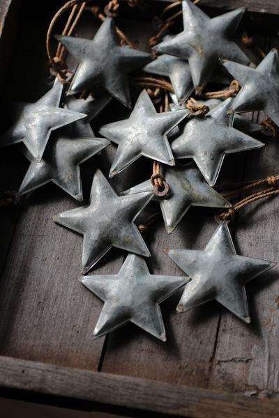 Metal Star Decoration Discoverattic