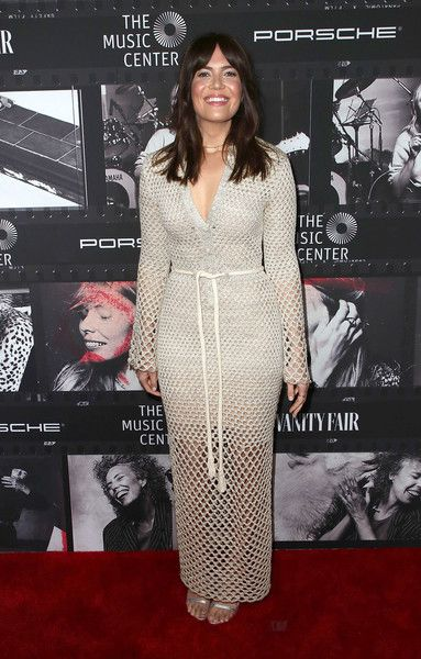 Mandy Moore attends JONI 75: A Birthday Celebration Live at the Dorothy Chandler Pavilion.