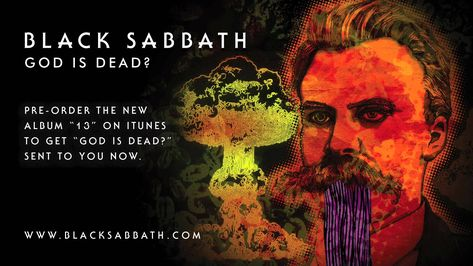 "'God Is Dead?' by Black Sabbath //  from their new album ""13"""