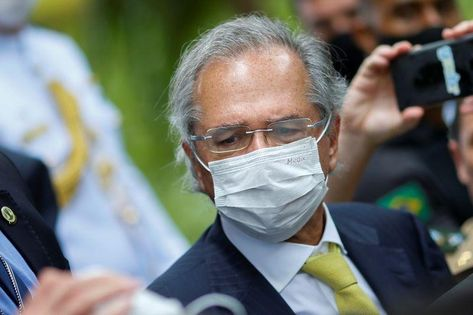 Forex Signals - Brazil Economy Minister Guedes has full support of his team: official