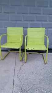 Terrific Vintage Lawn Chairs London Ontario Preview Boo Lawn Theyellowbook Wood Chair Design Ideas Theyellowbookinfo