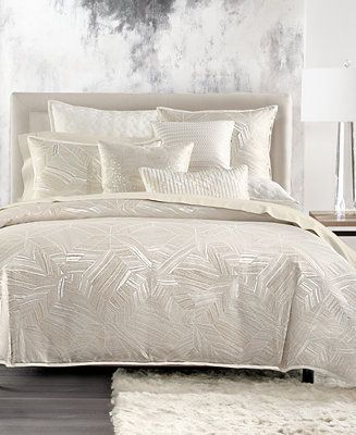 Hotel Collection Alabastar Bedding Collection Created For Macy S