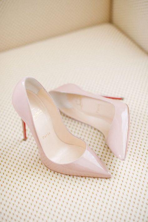 Modern / Fashion Champagne Wedding Bridesmaid High Heels