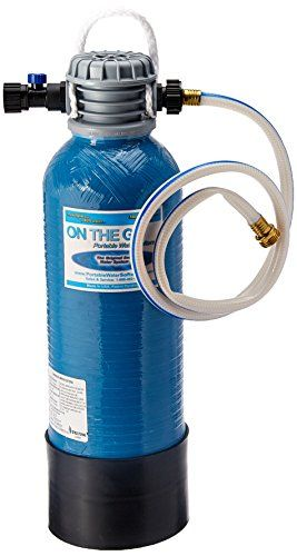 On The Go Otg3ntp3m Portable Water Softener With Images Water Softener