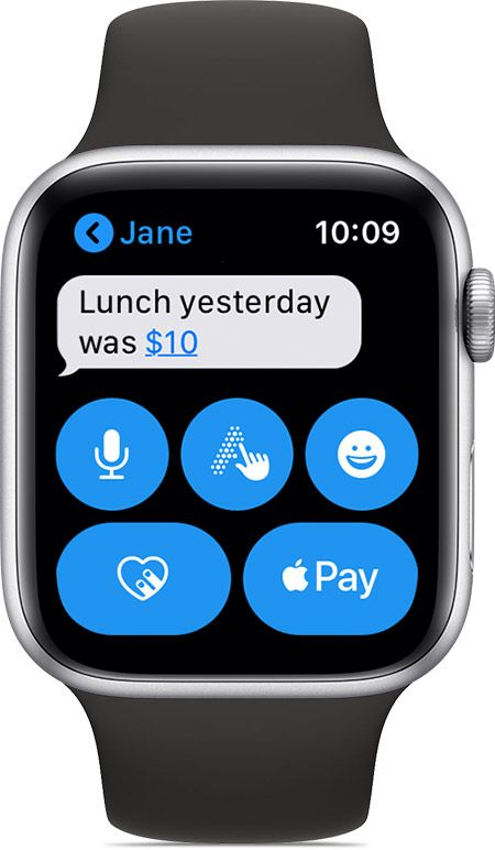 Send And Receive Money With Apple Pay Apple Pay Apple Support Messaging App