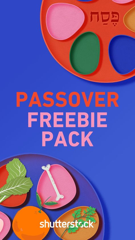 Download This FREE Social Media Bundle for Passover