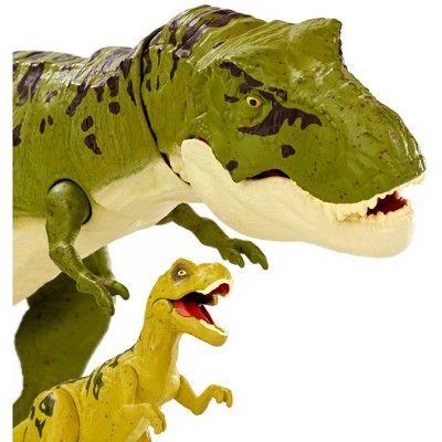 Jurassic World Legacy Collection Tyrannosaurus Rex Pack Chompin Baby T-Rex Park
