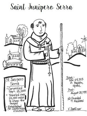california missions history coloring pages for kids 4th grade