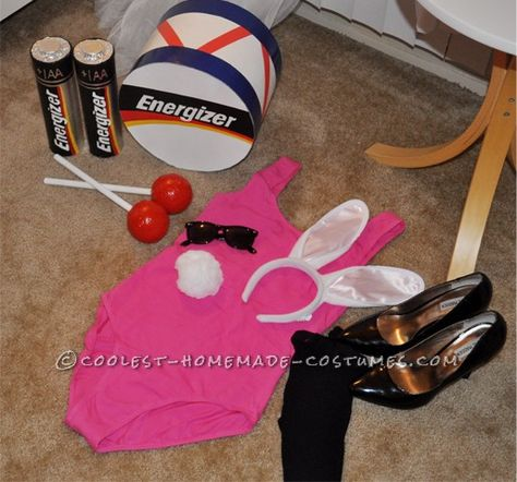 Sexy Energizer Bunny Costume ... This website is the Pinterest of costumes