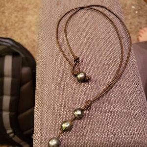 50th Birthday Gift for Women Girlfriend Gift, Baroque Pearl Earrings Gold Circle Earrings Freshwater Pearl Earrings