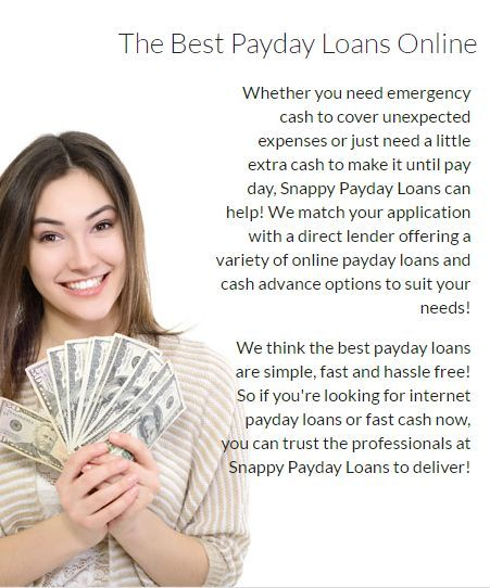 3 pay day mortgages at once
