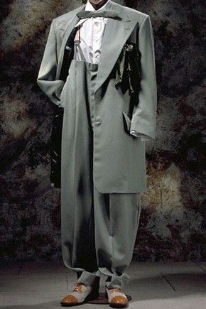 Despite being worn by a relatively small number of people in early 1940s America, the zoot suit holds an outstanding position within the intertwined histories of fashion and cultural identity.