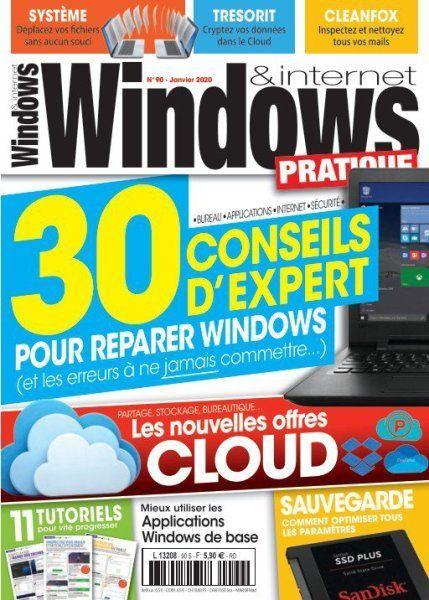 Windows Internet Pratique Janvier 2020 In 2020 Internet Ebooks