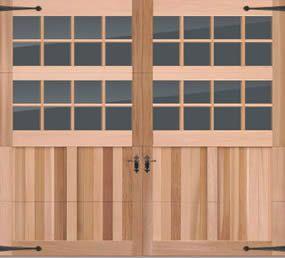 Overlay Cedar Carriage House Door In Cincinnati Pdq 513 737 3667 Cincinnati Carriage Carriage House Doors Carriage Garage Doors Garage Door Installation
