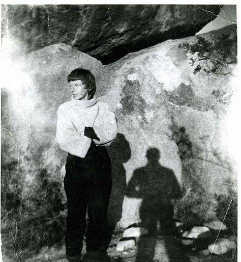 Marjorie Cameron, ca. 1955