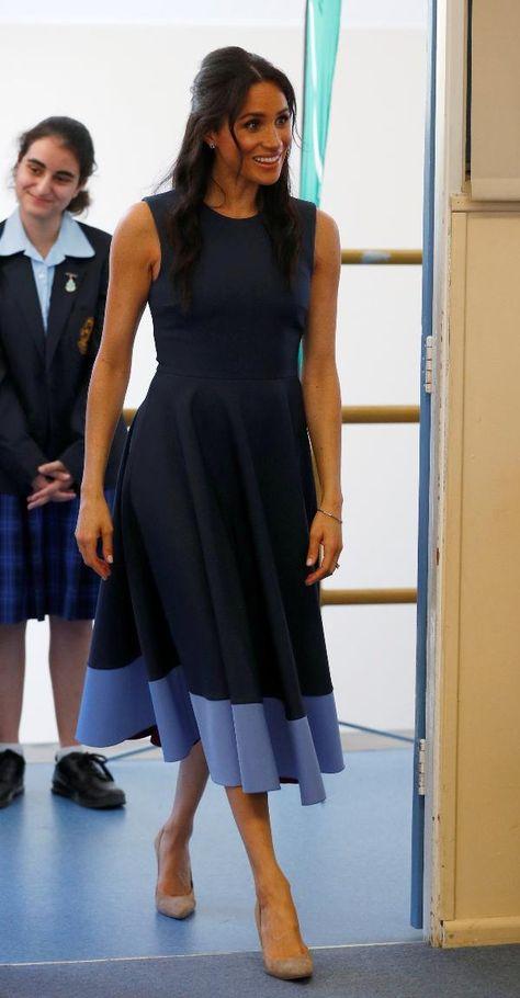 Meghan Markle: todos os looks dela desde que entrou para a família real