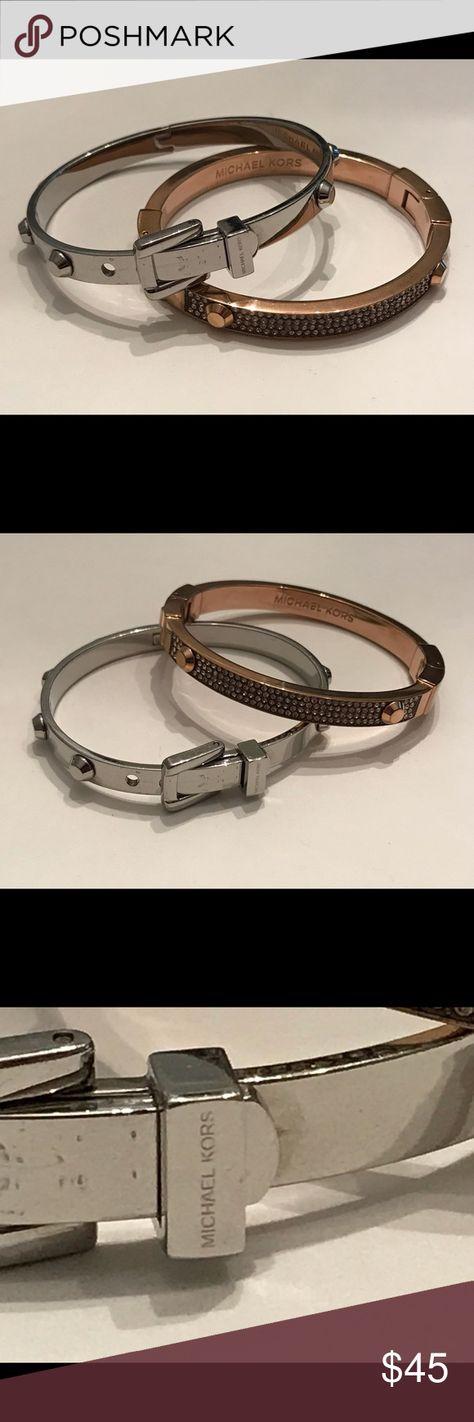 List Of Pinterest Michaels Kors Jewelry Bracelets Silver Rose Gold