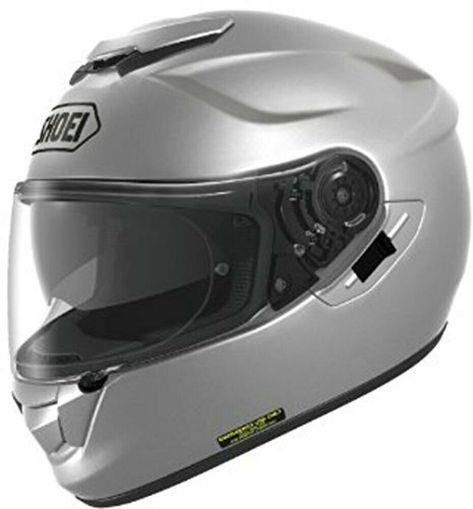 Ebay Sponsored Shoei Motorbike Helmet Full Face Gt Air F S Japan Light Silver Xl 61 Cm Full Face Helmets Helmet Full Face Motorcycle Helmets