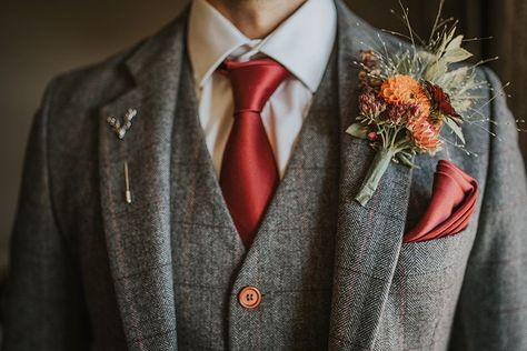 The Groom's Wedding Day Checklist | CHWV