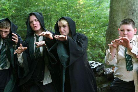 Việc gì sẽ xảy ra nếu phù thủy sinh Hogwarts được phép sử dụng mạng x… #fanfiction # Fanfiction # amreading # books # wattpad