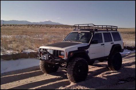 Build Thread Jeep Wj Jeep Cherokee Xj Jeep Xj