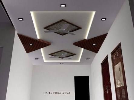 Latest Modern False Ceiling Living Room Small House Ceiling Design Decoomo