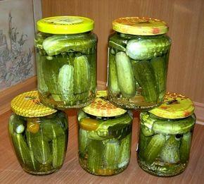 Ogorki Konserwowe Moje Wypieki I Domowe Gotowanie Pickles Condiments Food