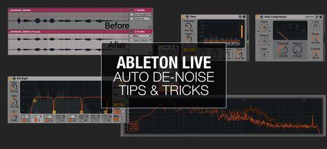 VINYL Ableton Live Pack | Music Production | Ableton live, Music