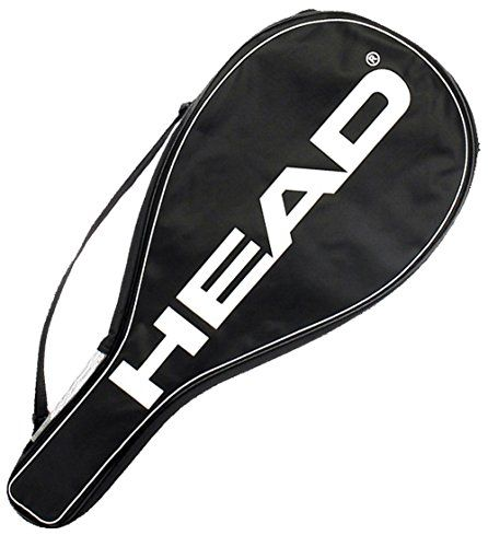 Head Tennis Racquet Cover Bag Lightweight Padded Racket Carrying Bag W Adjustable Shoulder Strap With Images Tennis Racquet Tennis Racquet Cover Head Tennis Racket