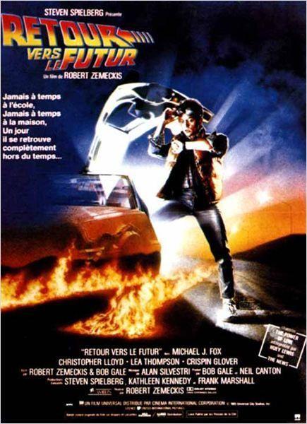 Retour Vers Le Futur Futur Le Retour Vers Retour Vers Le Futur Films Annees 80 Futur Film