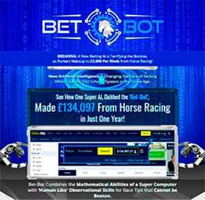 Bet Bot Review Horse Racing Tipsters Horse Racing Tips Horse Racing