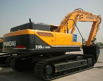Hyundai R330lc 9sh Crawler Excavator Service Repair Manual Hyundai Excavator Repair Manuals