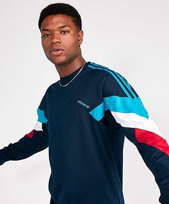 adidas Originals Palmeston Crew Sweatshirt für Herren Schwarz