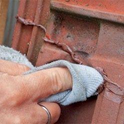 Comment Reparer Une Tuile Cassee Avec Du Mastic Tuile Comment