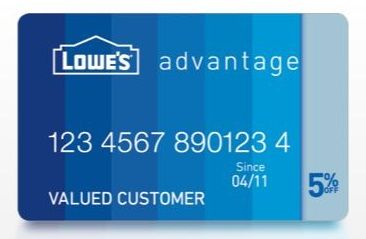 Lowe S Credit Card Step By Step Process Lowe S Credit Card Which Is Issued By Lowe S Home Improvement Stored Credit Card Reviews Credit Card First Credit Card