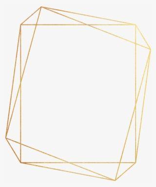 Freetoedit Ftestickers Gold Frame Border Geometric Drawing 9600243 Flower Frame Png Wreath Clip Art Rose Frame