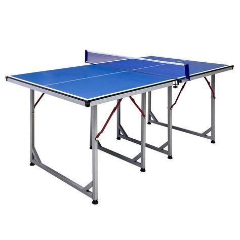 Reflex Mid Sized 6 Feet Table Tennis Table Table Tennis Set Table Tennis Outdoor Table Tennis Table