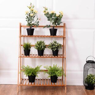 Bring Home Furniture Tembe Plant Stand Wayfair Plant Stand Indoor Plant Stand Flower Pots