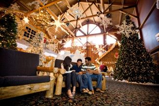 Snowland at Great Wolf Lodge So excited to take the kids for our annual trip on New Year's Eve again ! All booked and ready to ring in the new year