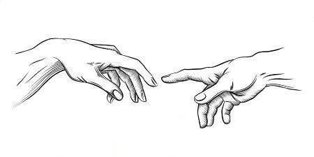 две руки тянутся друг к другу картинки черно белые спальни продажа