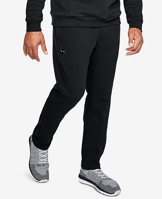 Under Armour Men S Rival Fleece Pants Reviews All Activewear Men Macy S With Images Mens Activewear Under Armour Men Fleece Pants