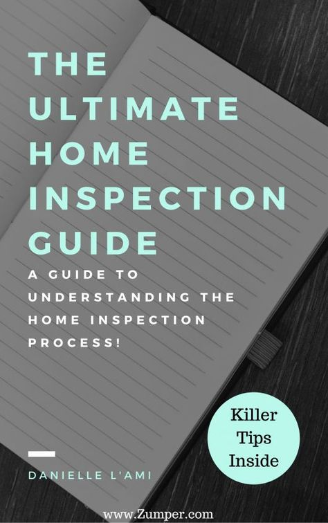 The Best Home Inspection Guide